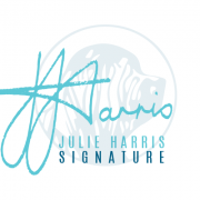 Julie Harris Signature