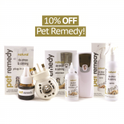 10% OFF Pet Remedy