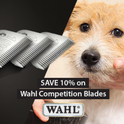 Save 10% on Wahl Competition Blades