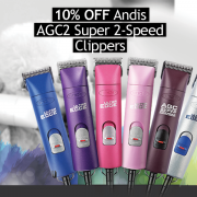 10% Off Andis AGC2 Super 2-Speed Clippers