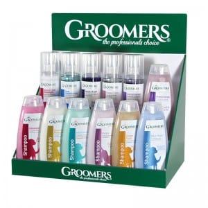 Groomers Bathing Best Sellers Case