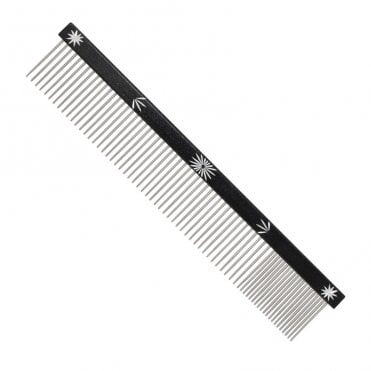 25cm Finishing Comb - Black