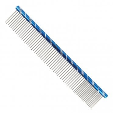 25cm Finishing Comb - Blue