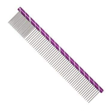 25cm Finishing Comb - Purple