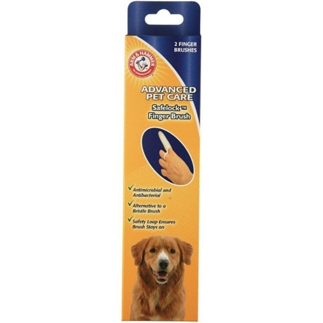 Arm & Hammer A&H Finger Brush