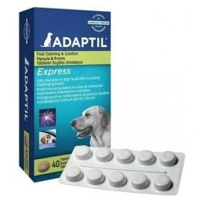 Adaptil Stress Relief Now Tablets