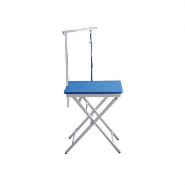 Adjustable Ringside Table - Blue