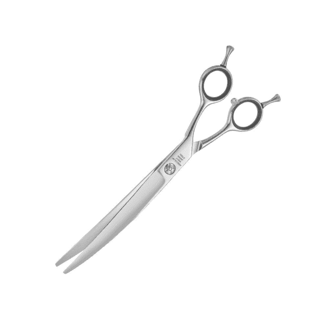 "Aesculap 8"" Curved Scissor"