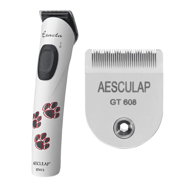 Aesculap Exacta GT415 Trimmer & Spare Blade Bundle