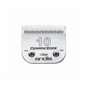 Andis #10 CERAMICEdge Clipper Blade - NEW