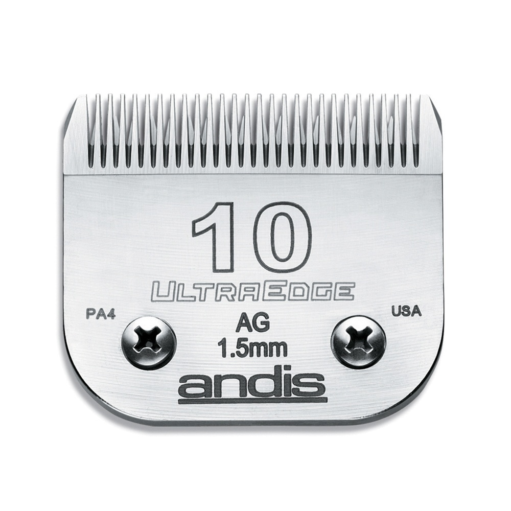 Andis #10 ULTRAEdge Clipper Blade