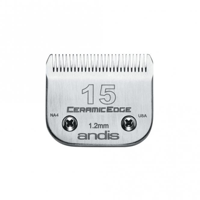 Andis #15 CERAMICEdge Clipper Blade - NEW