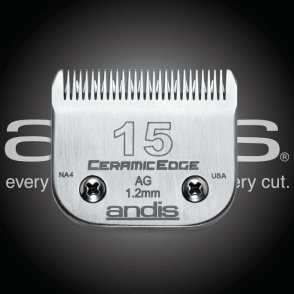 Andis #15 CERAMICEdge Clipper Blade