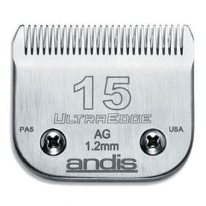 Andis #15 ULTRAEdge Clipper Blade