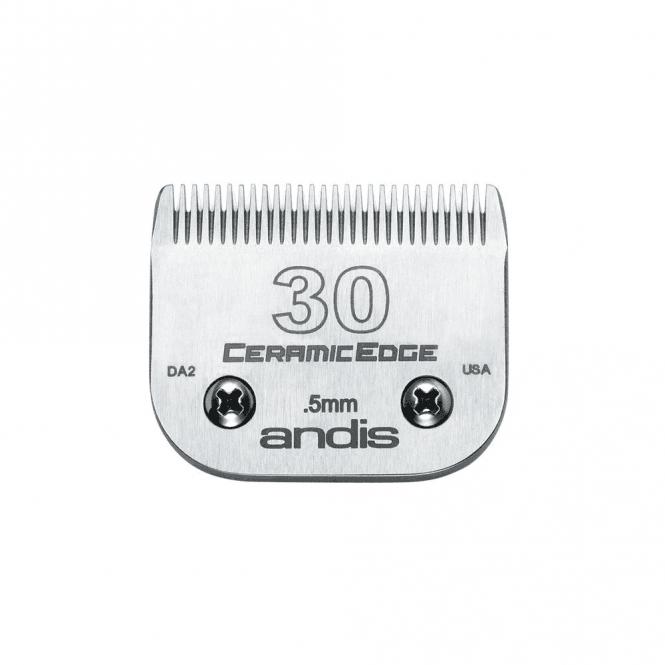 Andis #30 CERAMICEdge Clipper Blade - NEW
