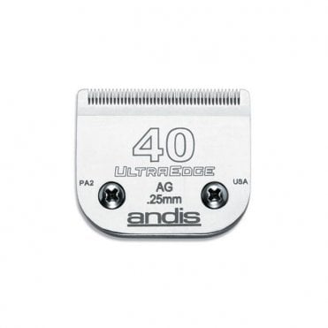 Andis #40 ULTRAEdge Clipper Blade
