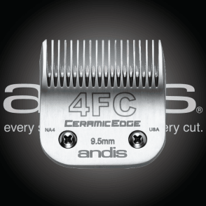 Andis #4FC CERAMICEdge Clipper Blade - NEW