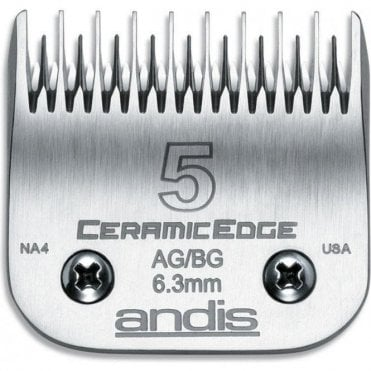 Andis #5 CERAMICEdge Clipper Blade