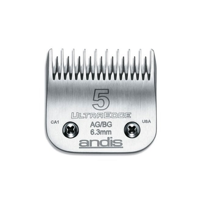 Andis #5 ULTRAEdge Clipper Blade
