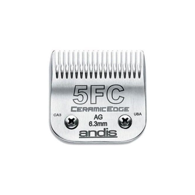 Andis #5F CERAMICEdge Clipper Blade