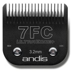 Andis #7F Electro Glide ULTRAEdge+ Clipper Blade