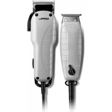 Andis Barber Combo Clipper & Trimmer