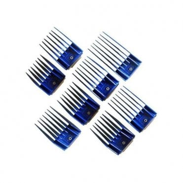 Andis Eight Piece Large Attachment Comb Set