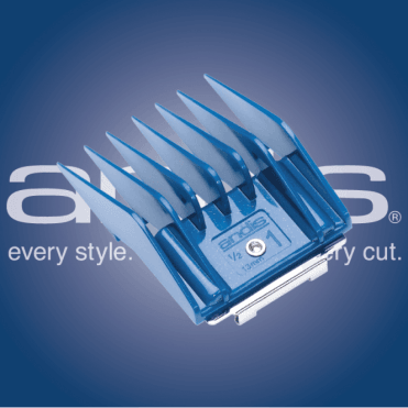 "Andis Single Attachment Comb #1 (1/2"")"