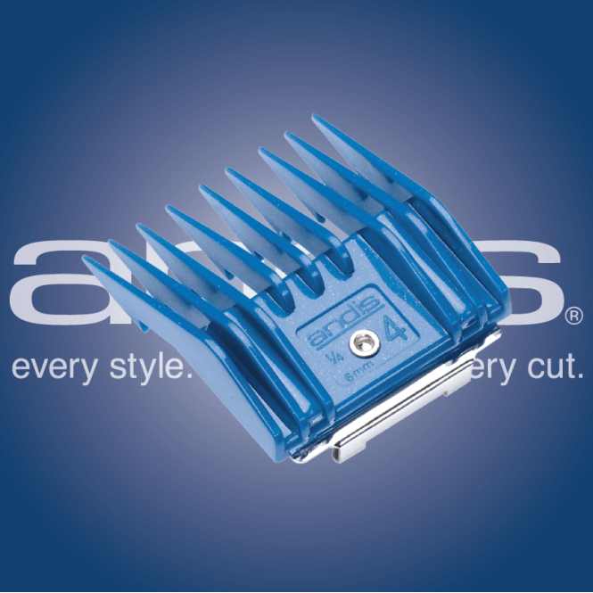 Andis Single Attachment Comb #4 (1/4