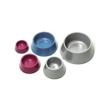 Anti-Slip Plastic Dog Bowl