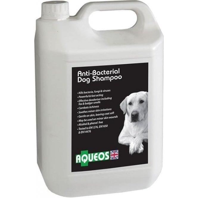 Aqueos Anti-Bacterial Dog Shampoo