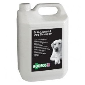 Aqueos Anti-Bacterial Dog Shampoo
