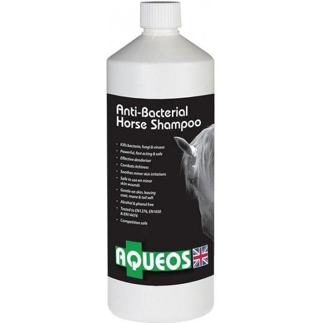 Aqueos Anti-Bacterial Horse Shampoo