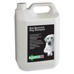Aqueos Anti-Microbial & Anti-Itching Dog Shampoo
