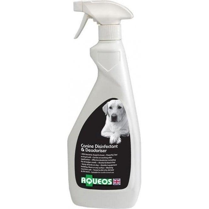 Aqueos Canine Disinfecting Deodorising Spray