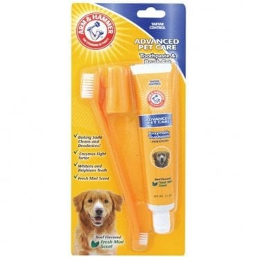 Arm & Hammer Toothpaste and Brush Set