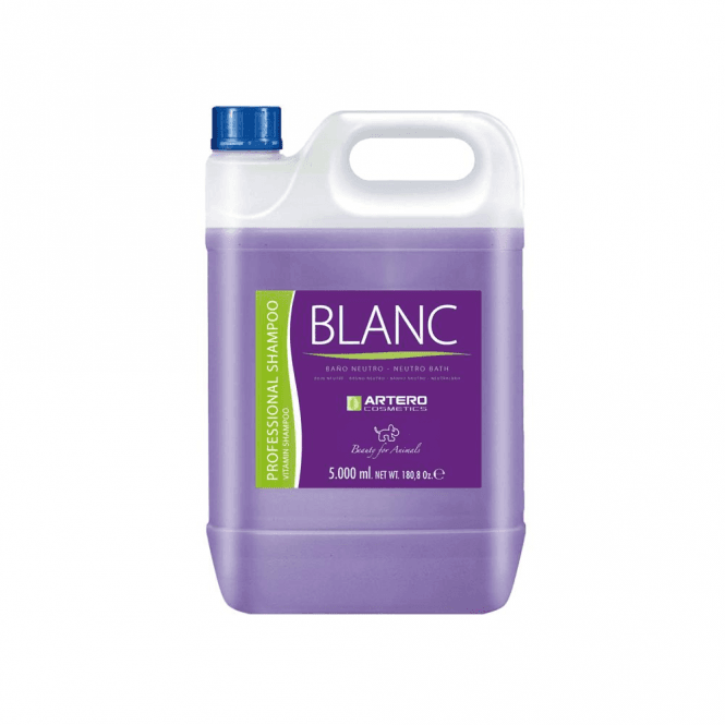 Artero Blanc Shampoo - 5L - NEW