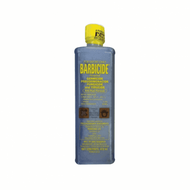 Barbicide Cleaning Liquid Bottle