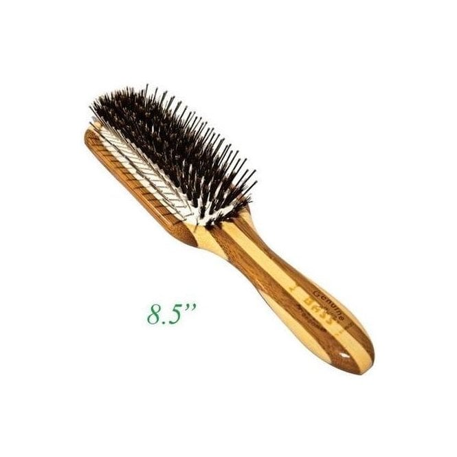Bass Multi-Sectioned Brush