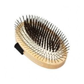 Bass Multi-Sectioned Palm Pad Brush
