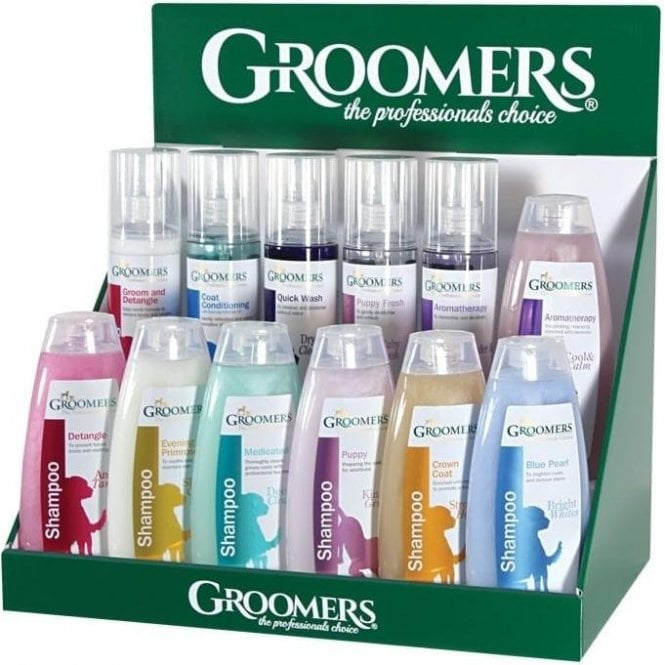 Groomers Bathing Best Sellers Case