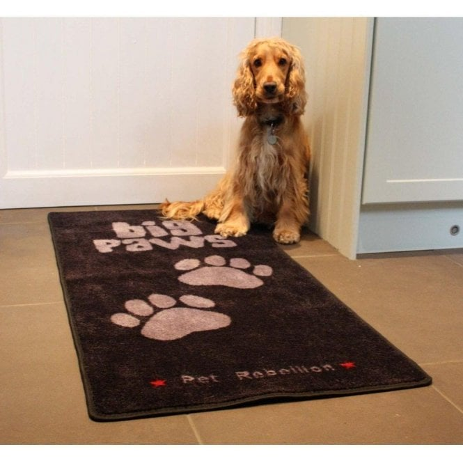 Pet Rebellion Big Paws Rug