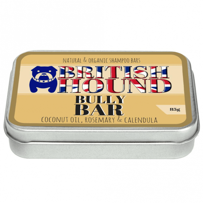 British Hound Bully Shampoo Bar