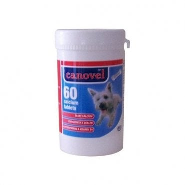 Canovel Calcium Tablets