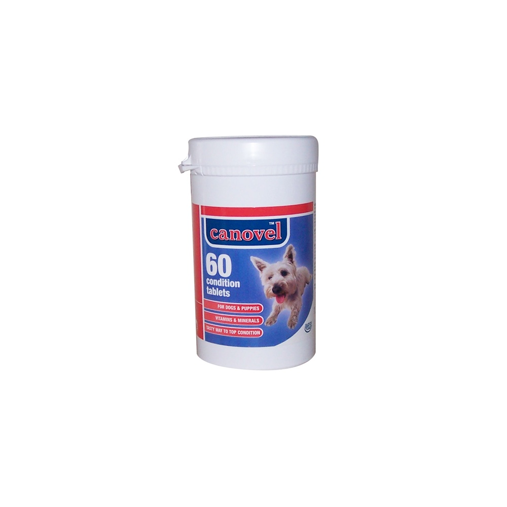 Hatchwells Canovel Condition Tablets