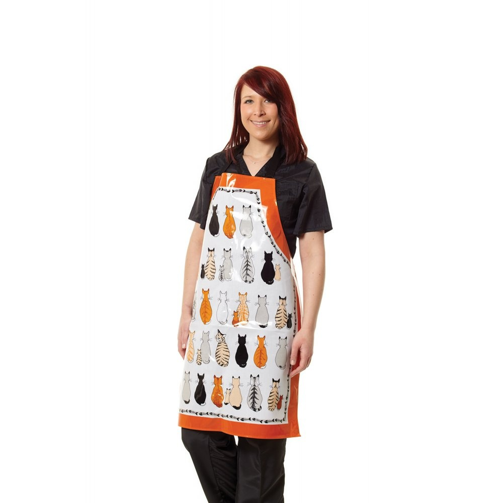 Cats in Waiting Apron