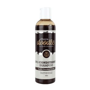 Choca-Doodle 2 in 1 Conditioning Shampoo For Poodle Crossbreeds, 250ml