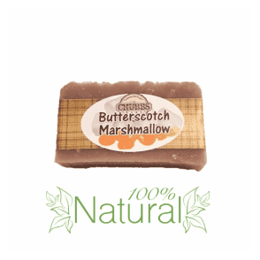 Chubbs Butterscotch Marshmallow Shampoo Bar - NEW