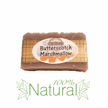 Chubbs Butterscotch Marshmallow Shampoo Bar