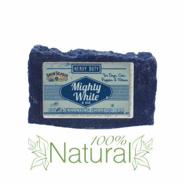 Chubbs Mighty White Shampoo Bar